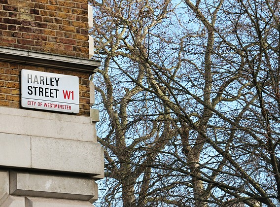 Harley Street: the past and the future</perch:blog>