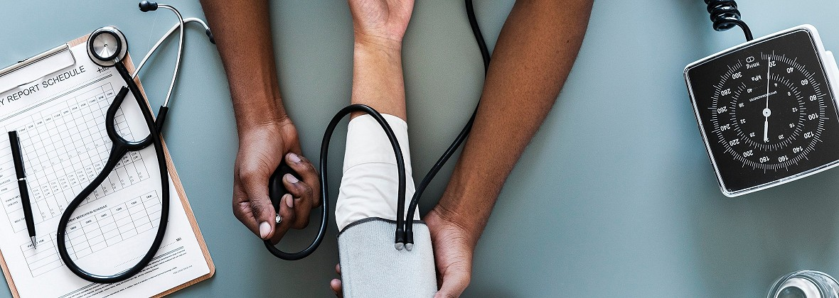 What blood pressure is normal?